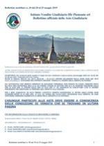 Copertina di Bollettino mobiliare n. 20 dal 20 al 25 maggio 2019