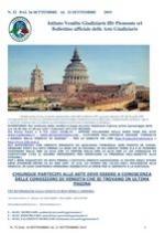 Copertina di BOLLETTINO N. 32 DAL 16 AL 21 SETTEMBRE 2019